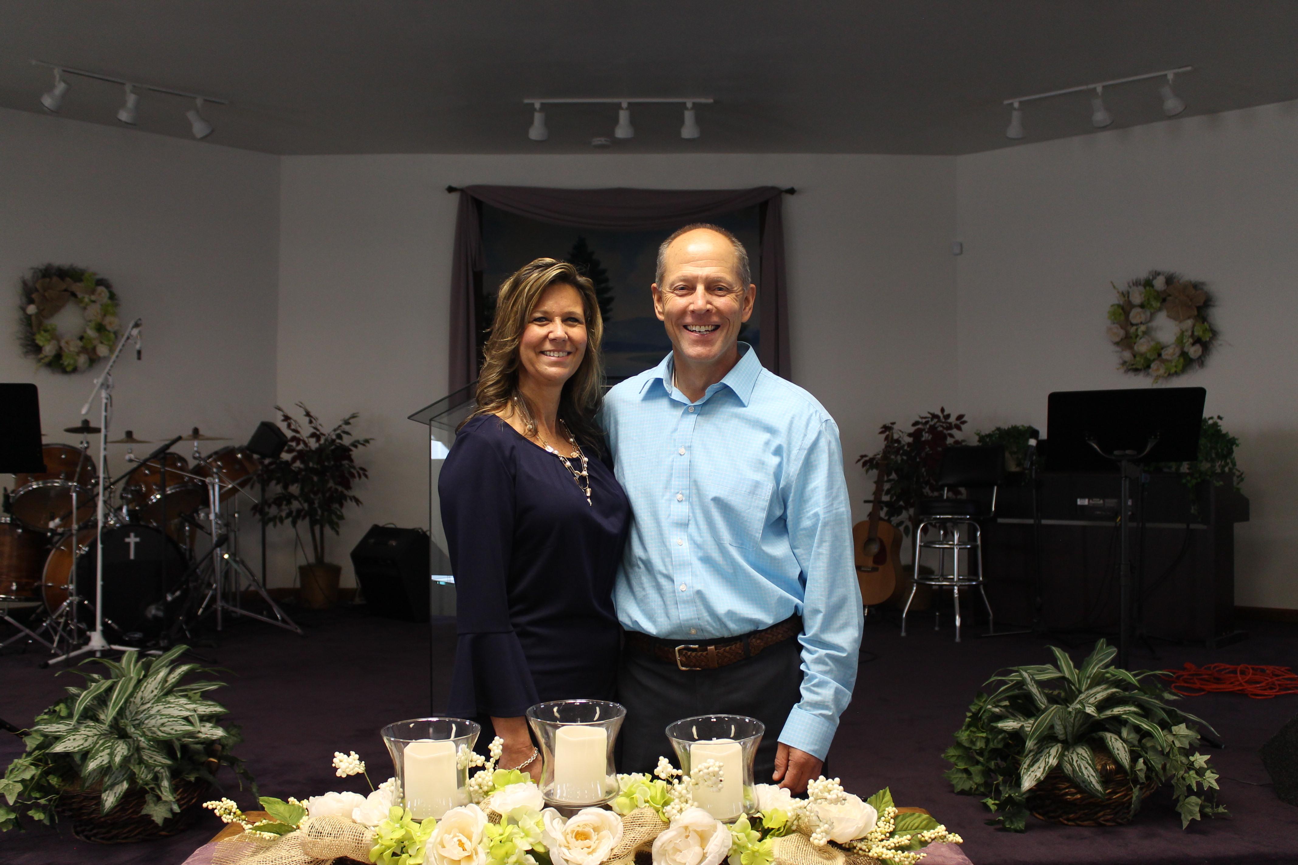 Elder Gary & Darlene Rowsey
