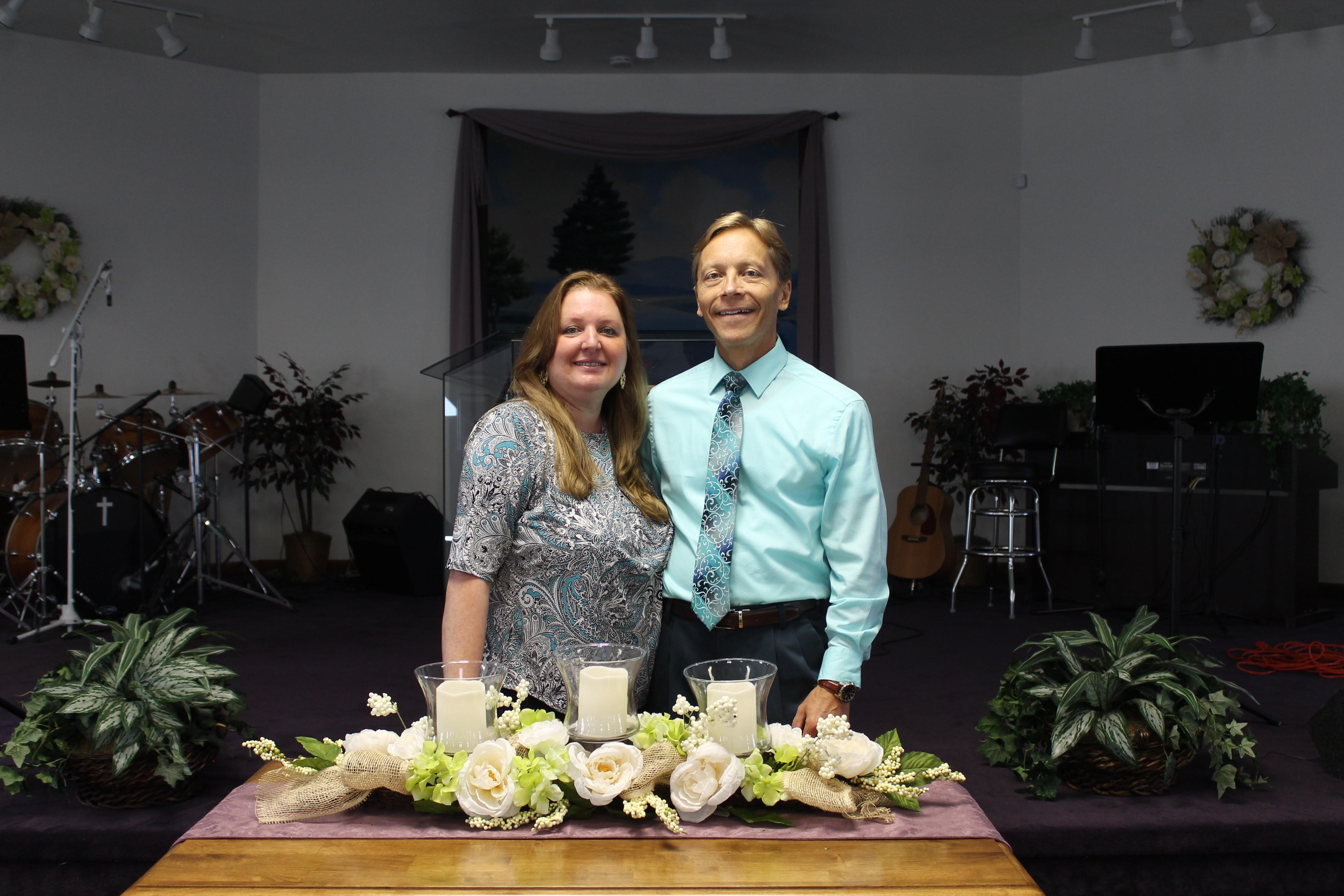 Pastor Rocky & Kim Shearin