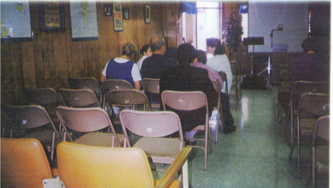 1st Sunday Union Hall